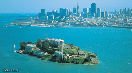 Alcatraz Island Photo ©San Francisco Visitors & Convention Bureau