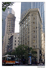 1 Sutter St. (Flatiron Building) in San Francisco