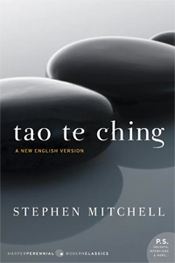 Book cover: Tao Te Ching: A New English Version by Lao Tzu and Stephen Mitchell